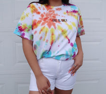 Load image into Gallery viewer, RAINBOW TIE DYE SHIRT
