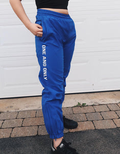 ELECTRIC trackpants
