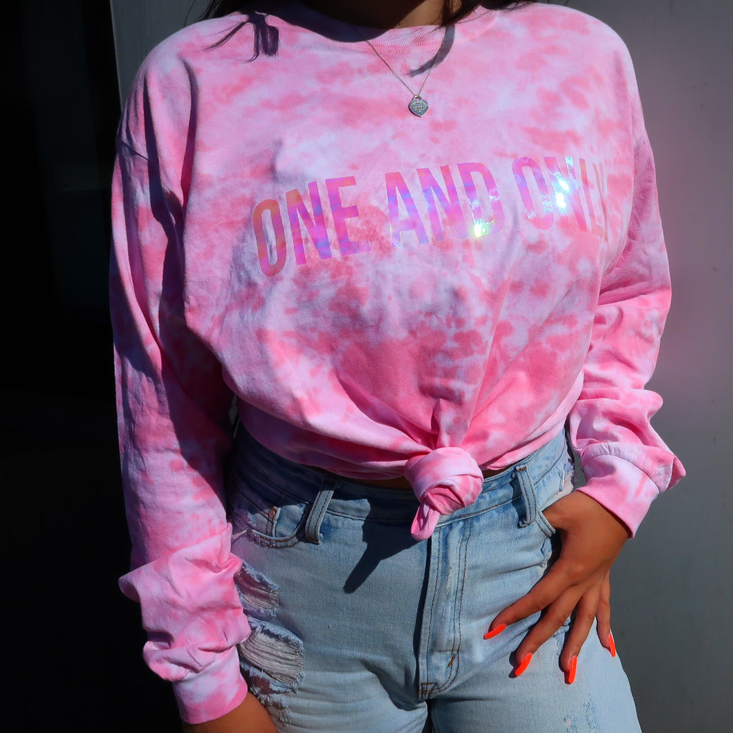Bubble Gum Long Sleeve