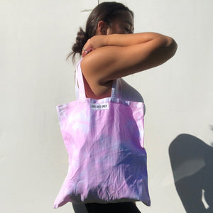 Bubble Gum Eco-Friendly Cotton Bag