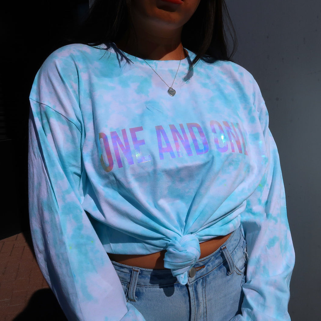 Baby Blue Long Sleeve