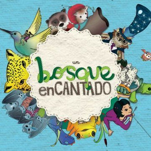 CD Bosque encantado - Colectivo Animal
