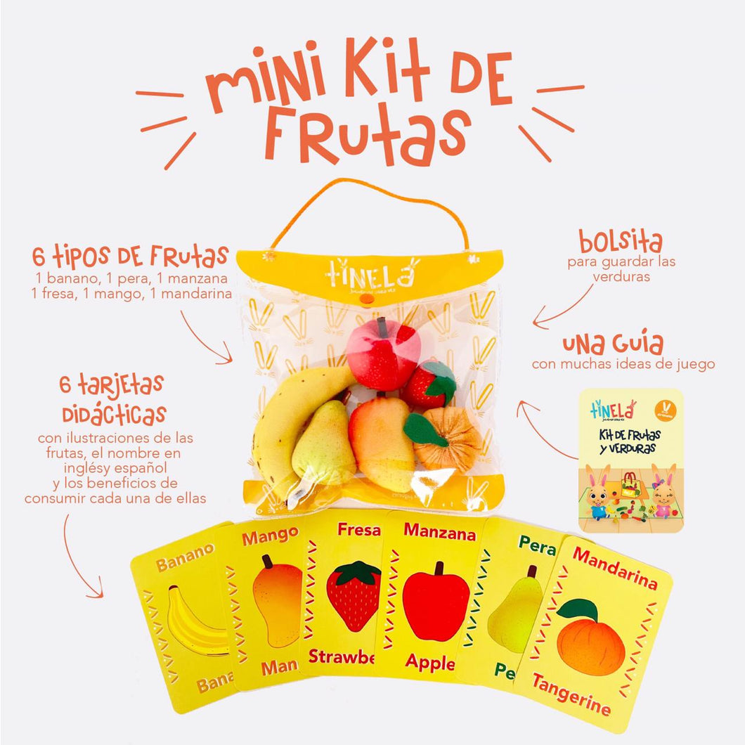 MINI Kit de frutas - Tinela