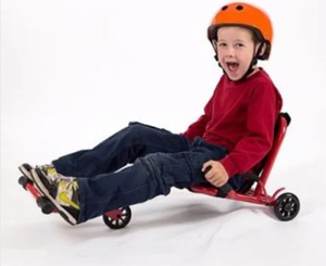 Three Wheeler Grande (6+ años)