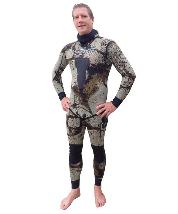 Torelli 1.5mm Pangea Rock Spearfishing Wetsuit