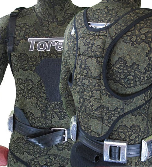 Torelli Armadillo Weight Harness