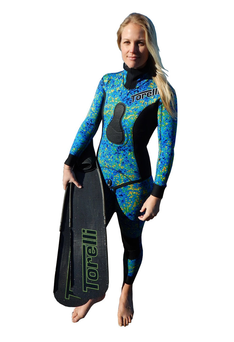 TORELLI WOMENS 5.0MM UNIVERSE SPEARFISHING WETSUIT
