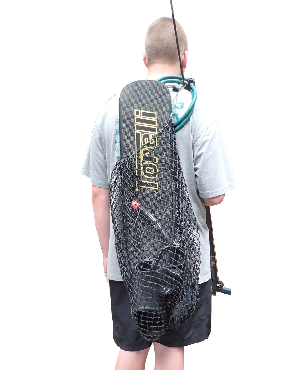 Torelli Extra Large Mesh Catch Bag (Gear & Game Bag)
