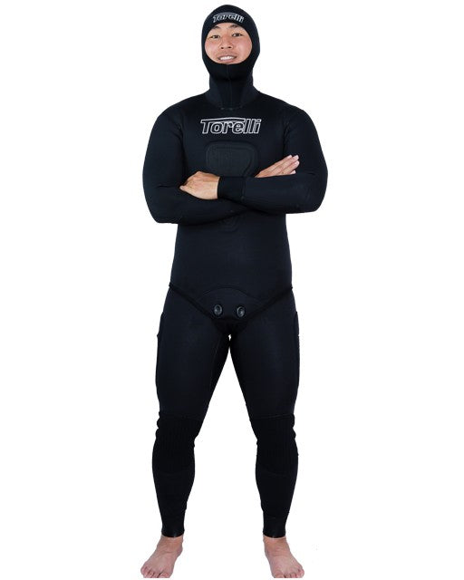 TORELLI 5.0MM NINJA SPEARFISHING WETSUIT