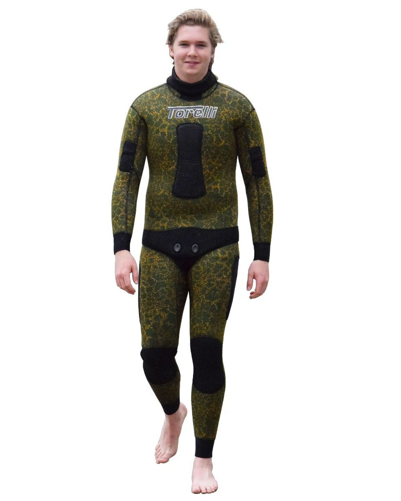 TORELLI 5.0MM GOODOO SPEARFISHING WETSUIT
