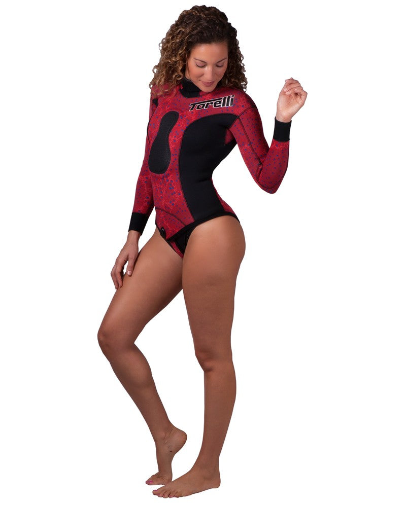 Torelli Womens 5mm RedFish Spearfishing Wetsuit