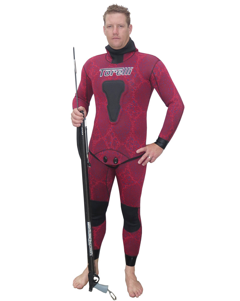 Torelli 3.5mm Redfish Spearfishing Wetsuit