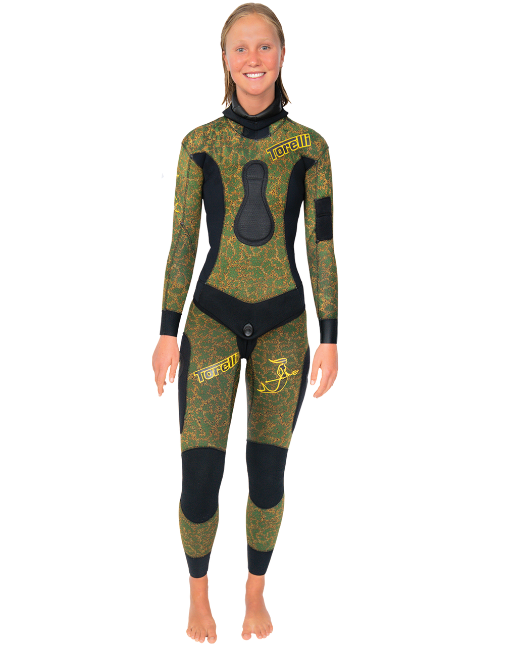 TORELLI WOMENS 3.5MM GOODOO SPEARFISHING WETSUIT