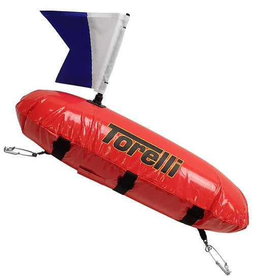 TORELLI TORPEDO INFLATABLE SPEARFISHING FLOAT