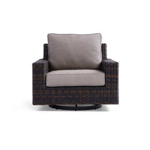 FNDUE Swivel Armchair