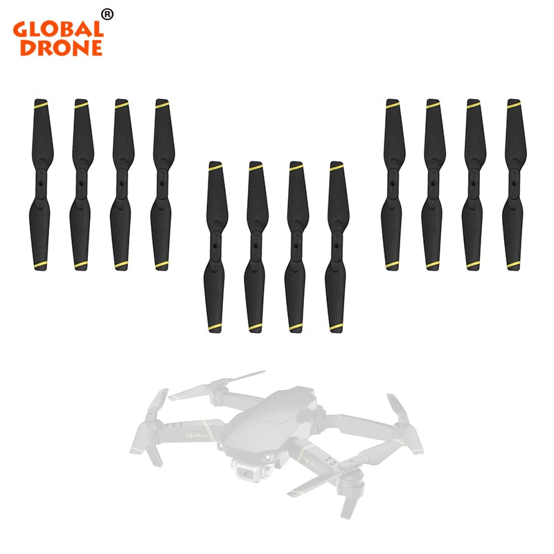 Global Drone Original Propellers Blades for EXA GD89 GW89 Spare Parts Accessories