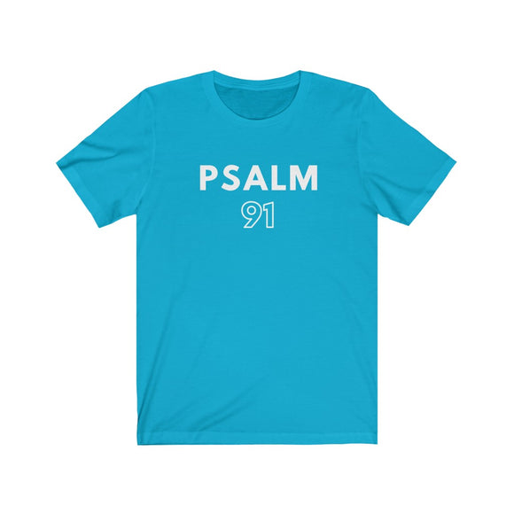 NEW* Psalm 91 Classic Fit Tee