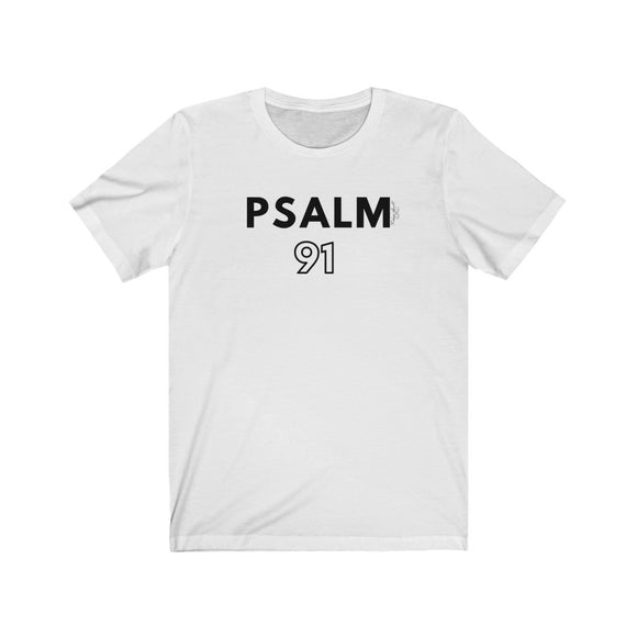 NEW* Psalm 91Classic Short Sleeve Tee