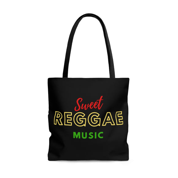 Sweet Reggae Music Tote Bag