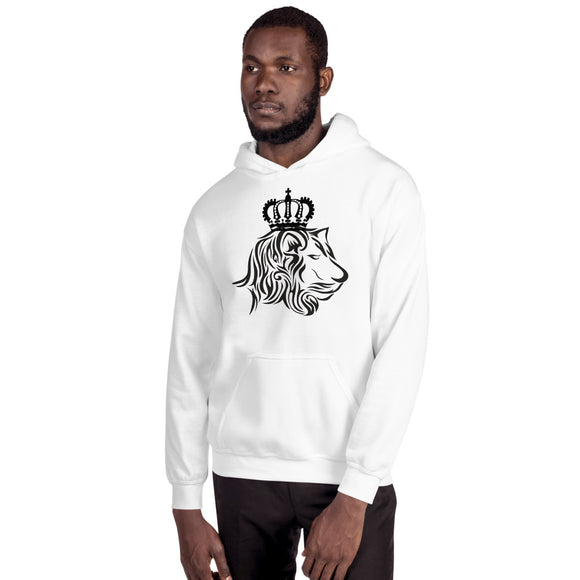 King Lion Men's Hoodie