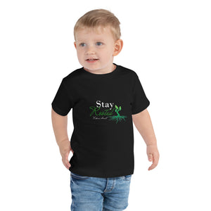Stay Rooted Toddler Short Sleeve Tee