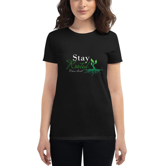 Stay Rooted Women's Tee