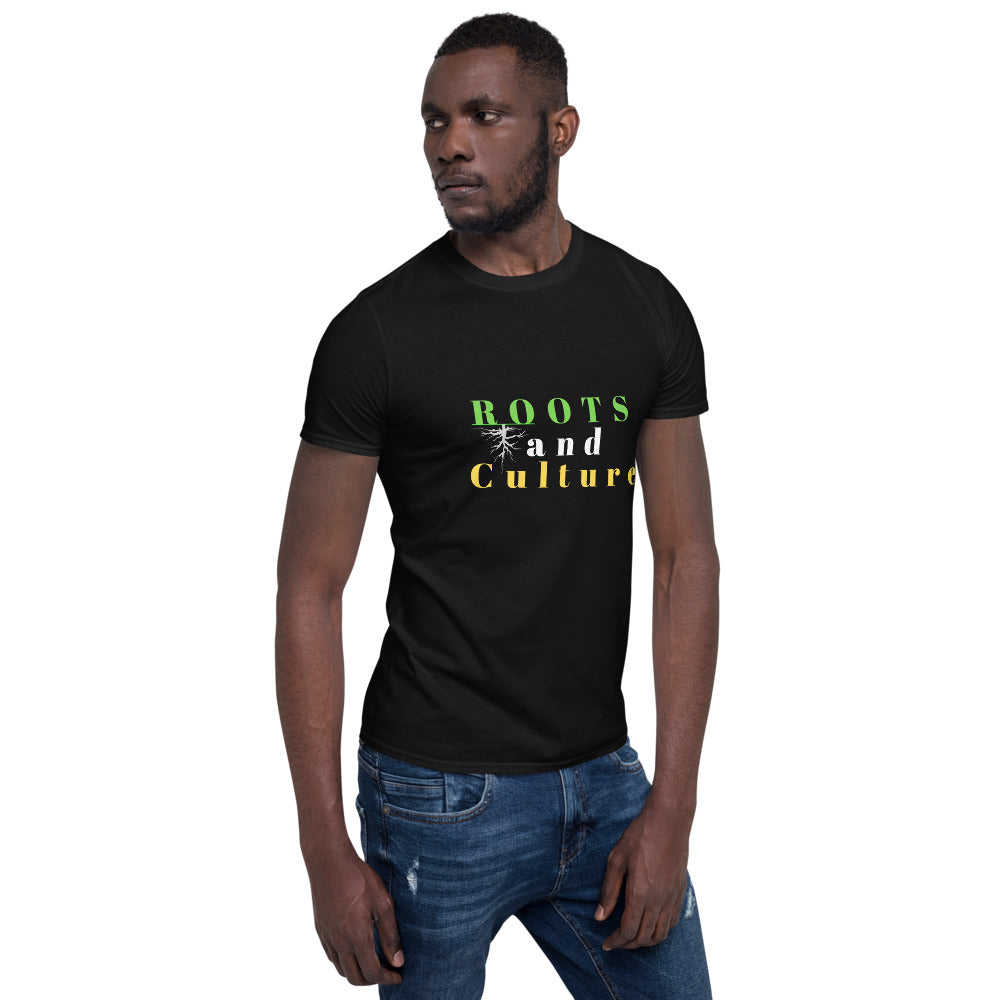Roots and Culture Tee