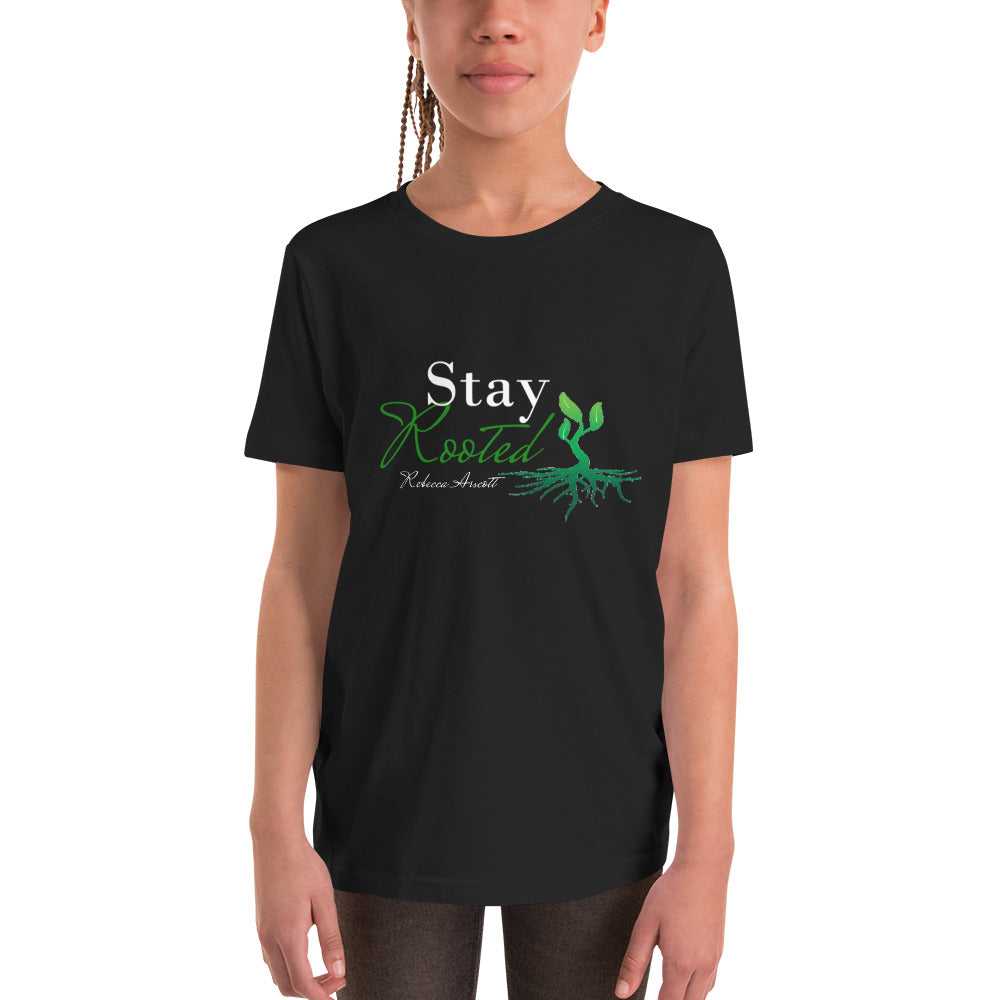 Stay Rooted Youth Short Sleeve T-Shirt