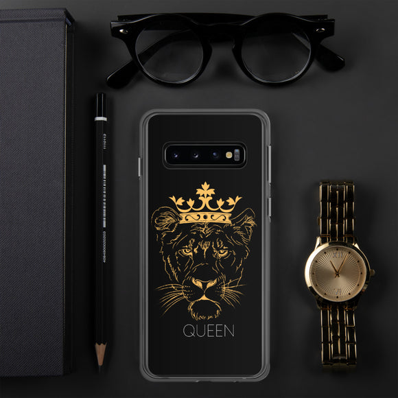 Lioness Queen Samsung Case