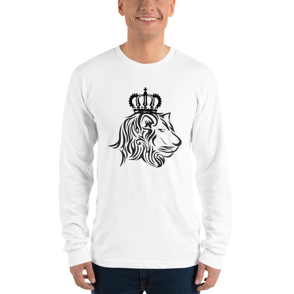 King Lion Long sleeve t-shirt