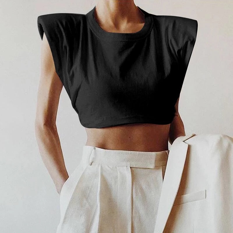 Serena Chic Crop