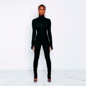 Ruche' Leisure Bodysuit