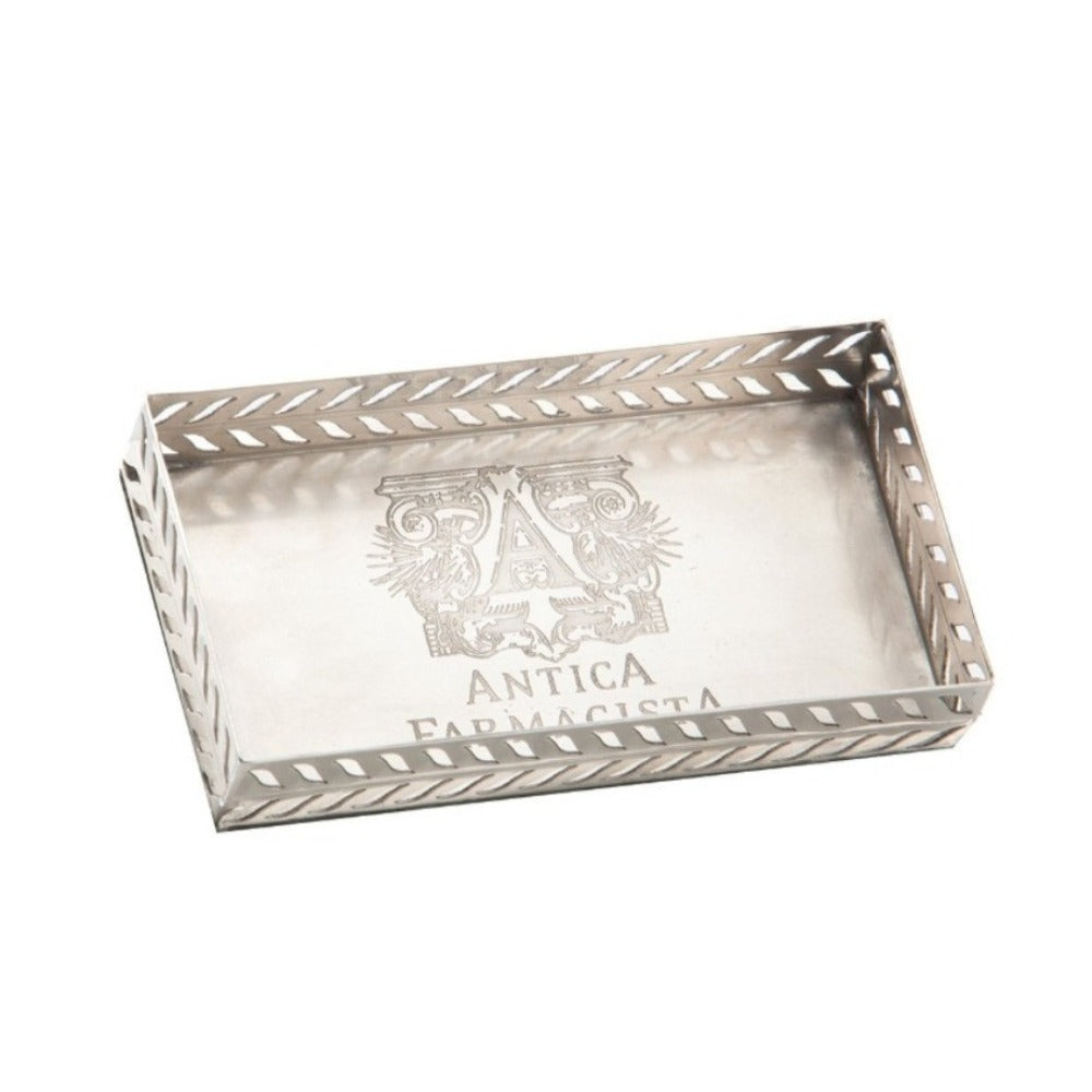 Antica Farmacista Bath & Body Nickel Tray
