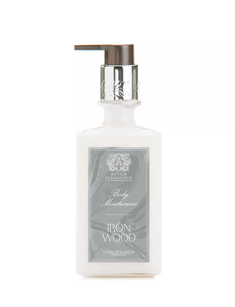 Antica Farmacista Iron Wood Body Moisturizer