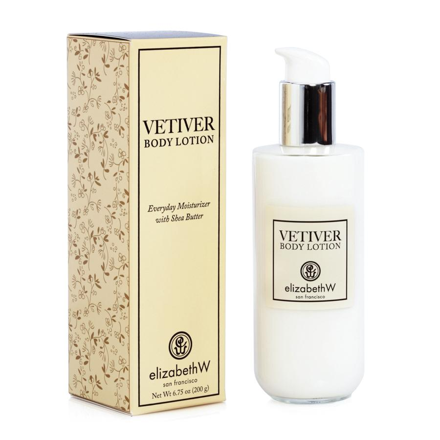 Elizabeth W Vetiver Bath & Body Collection