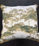 Aspen Tree Decorative Pillow