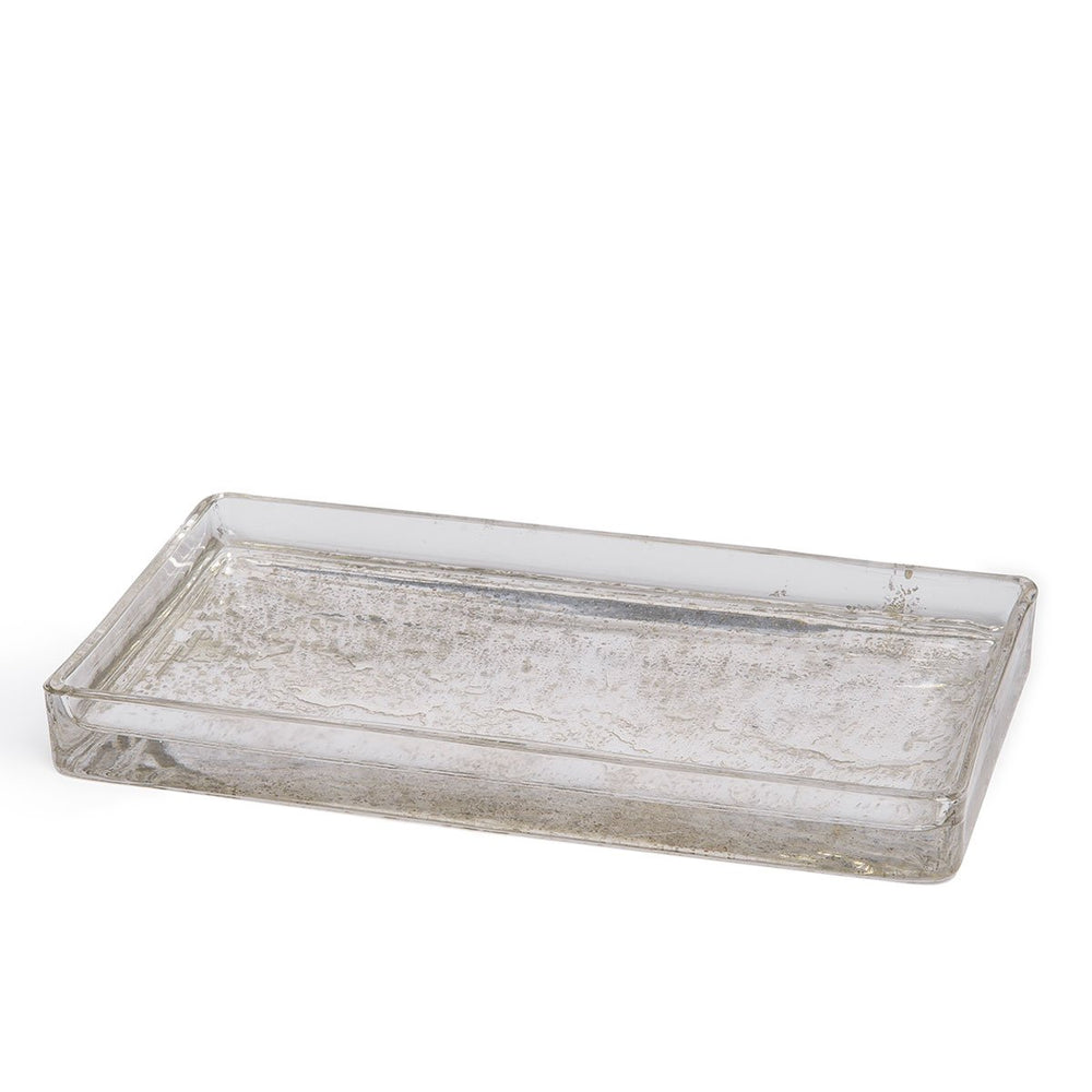 Mercury Glass Bath Accessories