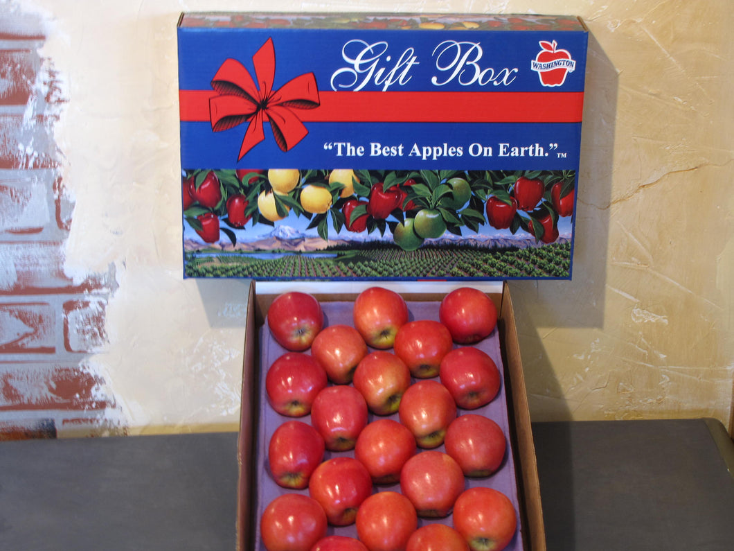 2-Layer Honeycrisp Apple Gift Box