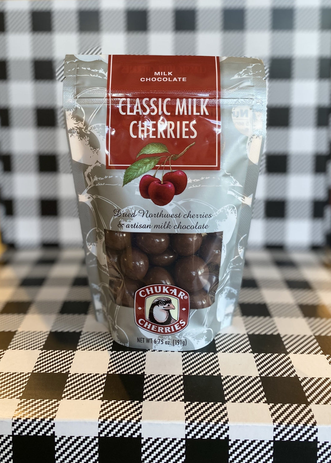 Classic Milk Cherries