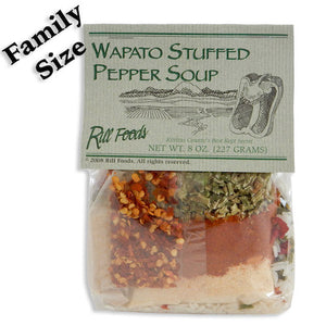 Wapato Stuffed Pepper