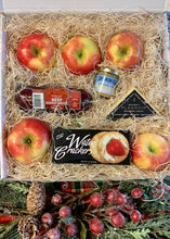 Load image into Gallery viewer, Large Apple - Cheese- Salami  Farmhouse Box