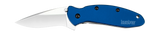 1620NB KERSHAW SCALLION | NAVY BLUE | SPRING ASSISTED