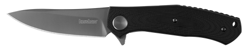 4020 Kershaw Concierge G10 Handle Folding Knife