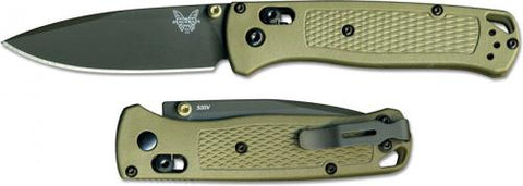 BENCHMADE BUGOUT 535GRY-1 RANGER GREEN/GREY