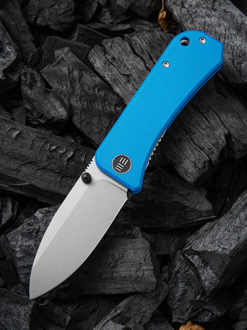 WE KNIFE BANTER BLUE G10 | SECOND RUN PRE-ORDER