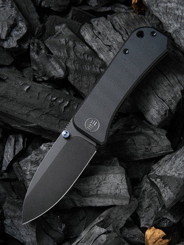 WE KNIFE BANTER BLACK G10 | SECOND RUN PRE-ORDER