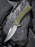 CIVIVI DOGMA OD GREEN G10 HANDLE