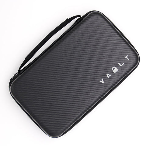 Vault Case | Carbon Fiber Finish |