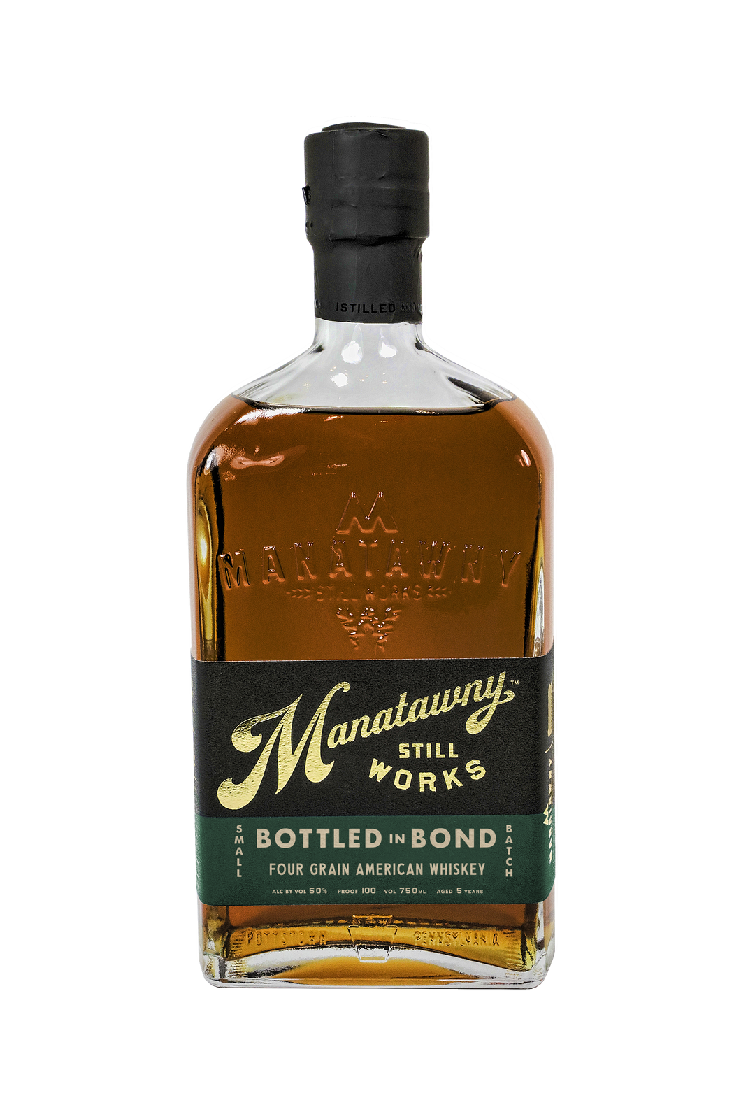 5-YEAR BOTTLED IN BOND