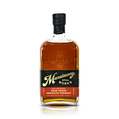 SIXTH ANNIVERSARY FOUR GRAIN AMERICAN WHISKEY